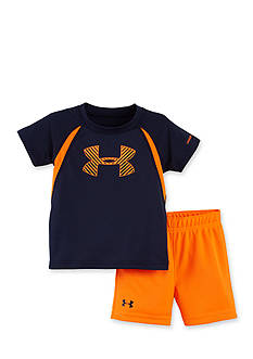 Under Armour 2-Piece Energy Logo Tee and Short Set