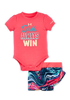 Under Armour Girls Always Win Set