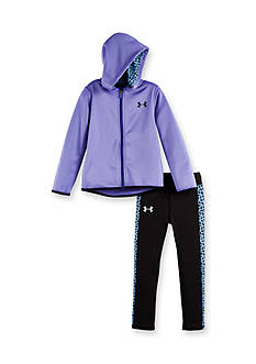 Under Armour Chain Grid Jacket And Pant Set
