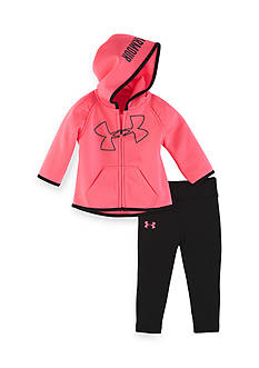 Under Armour 2-Piece Jacket with Hoodie and Pants Set