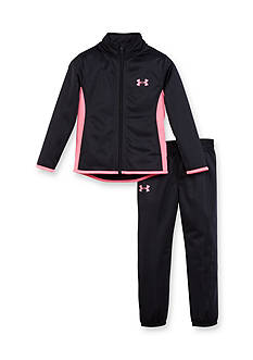 Under Armour 2-Piece Tricot Jacket And Pant Set Toddler Girls