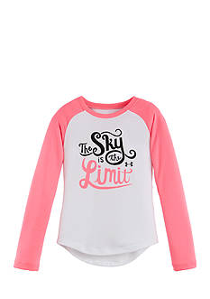 Under Armour® Long Sleeve Top Toddler Girls