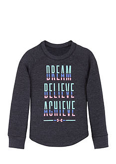 Under Armour 'Dream, Believe, Achieve' Top Toddler Girls