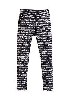 Under Armour Scripto Legging Toddler Girls