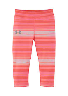 Under Armour Blurred Stripe Capri Leggings Toddler Girls