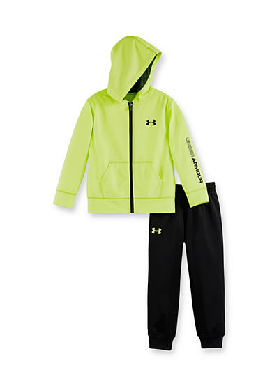 Under Armour® 2-Piece Hoodie And Pants Set Toddler Boys