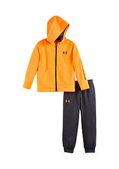 Under Armour 2-Piece Hoodie And Pant Set Toddler Boys
