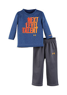 Under Armour 2-Piece 'Next Level Talent' Tee and Pant Set Toddler Boys