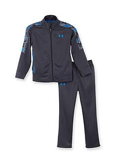Under Armour 2-Piece Atlas Symbol Jacket And Pant Set Toddler Boys
