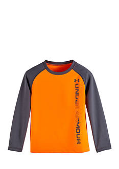Under Armour Waffle Crew Neck Shirt Toddler Boys