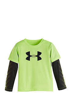 Under Armour Big Logo Power Slider Toddler Boys