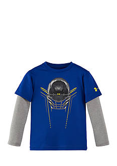 Under Armour® Iron Helmet Slider Active Shirt Toddler Boys