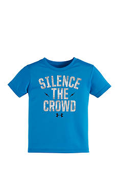 Under Armour Silence The Crowd Tee Toddler Boys