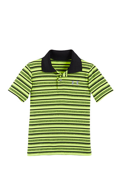 Under Armour® Playoff Stripe Polo Toddler Boys
