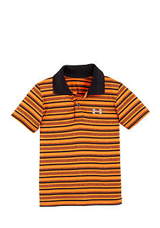 Under Armour Playoff Stripe Polo Toddler Boys