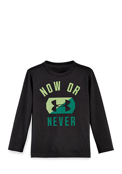 Under Armour® Now Or Never Tee Toddler Boys