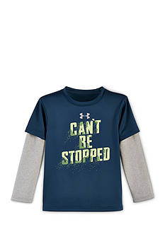 Under Armour® Can't Be Stopped Slider Tee Toddler Boys