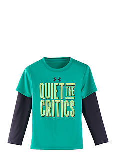 Under Armour Quiet The Critics Slider Tee Toddler Boys