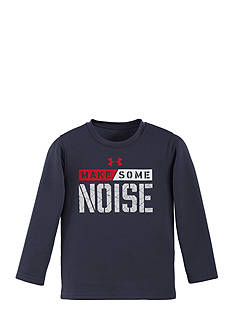 Under Armour® Make Some Noise Long Sleeve Tee Toddler Boys