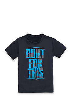 Under Armour Built For This Short Sleeve Tee Toddler Boys