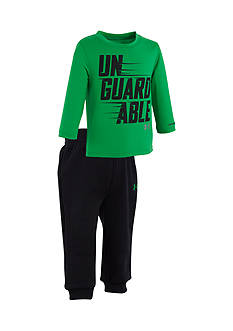 Under Armour 2-Piece 'Unguardable' Tunic and Jogger Pants Set
