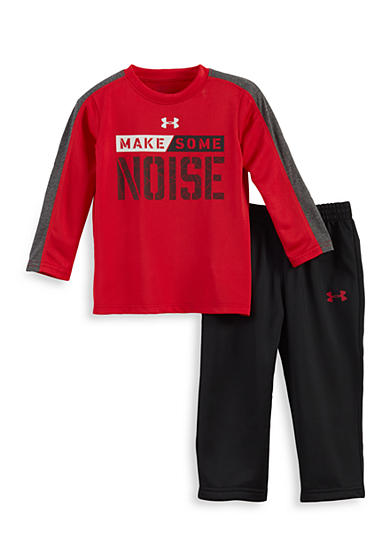 Under Armour® Make Some Noise Pants Set