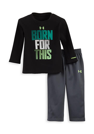 Under Armour® Born For This Pants Set