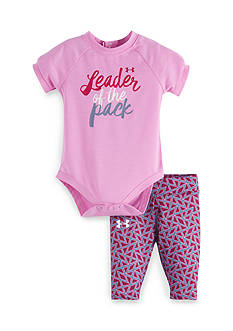 Under Armour 2-Piece Leader of the Pack' Bodysuit and Pants Set