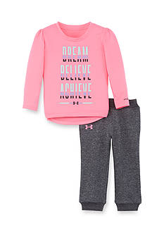 Under Armour Dream, Believe, Achieve Pants Set