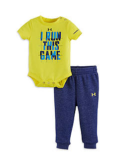 Under Armour 'I Run This Game' Set