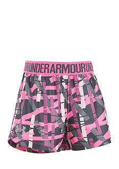 Under Armour Shifting Ladder Play Up Shorts