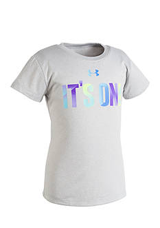Under Armour 'It's On' Screen Tee Toddler Girls