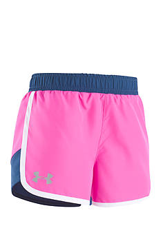 Under Armour Fast Lane Short Toddler Girls