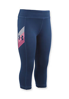 Under Armour® Solid Legging Toddler Girls