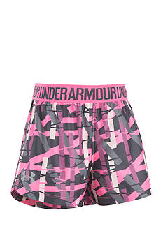 Under Armour® Printed Play Up Short Toddler Girls