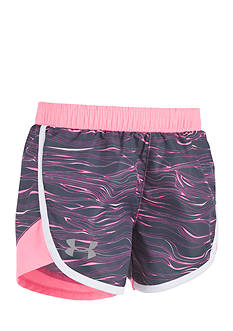 Under Armour® Fast Lane Shorts Toddler Girls