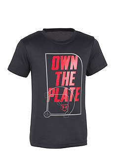 Under Armour Own The Plate Tee Toddler Boys