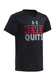 Under Armour Never Quits Tee Toddler Boys