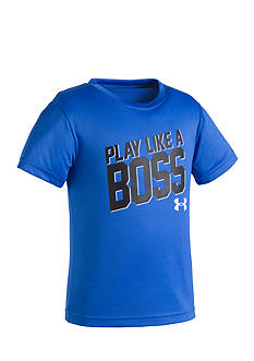 Under Armour Play Like A Boss Tee Toddler Boys