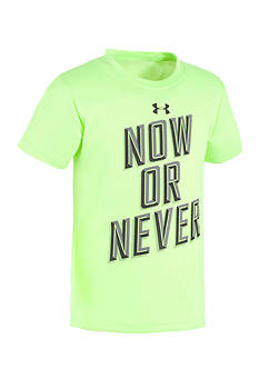 Under Armour Now or Never Tee Toddler Boys