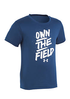 Under Armour Own The Field Tee Toddler Boys