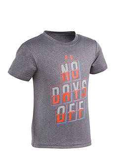 Under Armour No Days Off Tee Toddler Boys