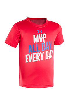Under Armour® 'MVP All Day Every Day' Tee Toddler Boys
