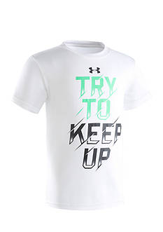 Under Armour 'Try To Keep Up' Tee Toddler Boys