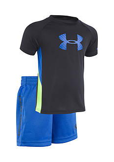 Under Armour® 2-Piece Sportster Shirt and Short Set