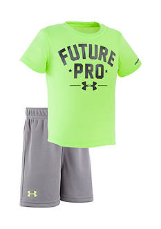 Under Armour® 2-Piece Future Pro Shirt and Short Set