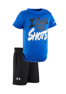 Under Armour 2-Piece I Call The Shots Shirt and Shorts Set