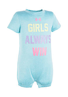 Under Armour® 'Girls Always Win' Coverall
