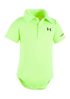 Under Armour® Logo Polo Bodysuit