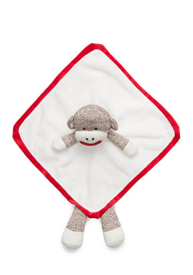 Rashti & Rashti® Sock Monkey Snuggle Buddy